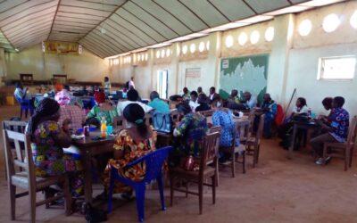 AGGIORNAMENTI DALLA REPUBBLICA DEMOCRATICA DEL CONGO: FORMAZIONE INFERMIERI DELLA DIOCESI DI WAMBA